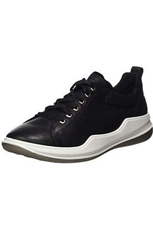 Romika Women's Marla 04 Low-Top Sneakers, (Schwarz 100)