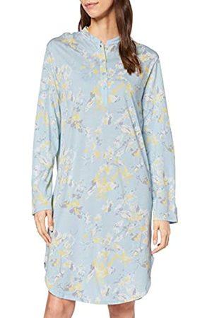 Schiesser Women's Sleepshirt 1/1 Arm, 100cm Nightie