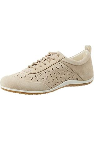 Geox Women's D Vega B Low-Top Sneakers, (Lt Taupe C6738)