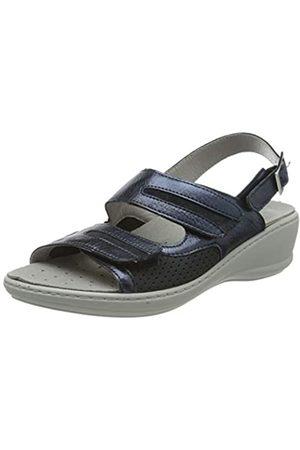 Rohde Women's Herne Ankle Strap Sandals, (Ocean 56)