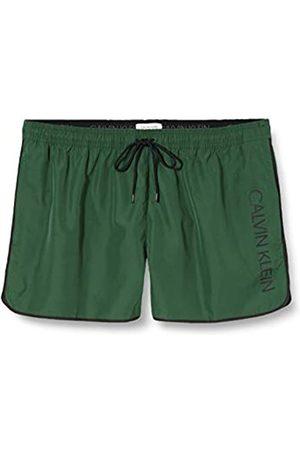 Calvin Klein Men's Short Runner Trunks
