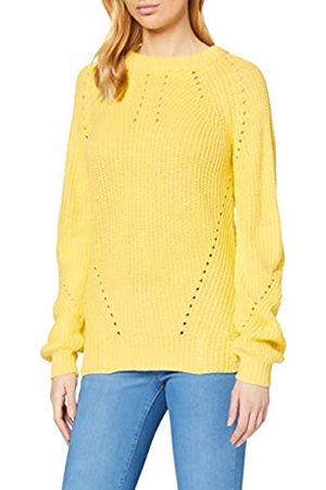 Dorothy Perkins Women's Sunshine Stitch Interest Jumper Sweater