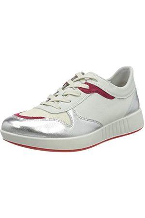 Legero Women's Essence Low-Top Sneakers, (Offwhite Multi 13)