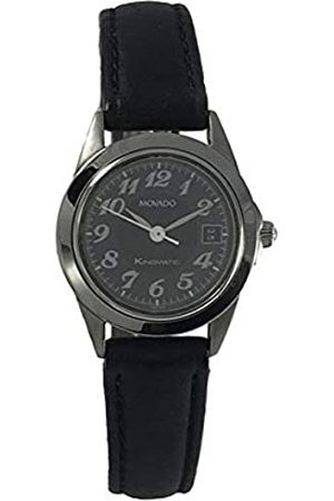 Movado Watch Analogue Display and Strap 84.B9.0835P_Negro