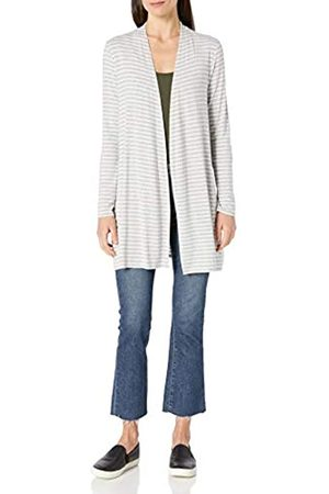 Amazon Long-Sleeve Open-Front Cardigan Sweater