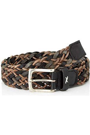 Brax Men's Lederflechtgürtel Belt