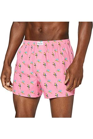 Happy Socks Men's Parrot Boxer Shorts