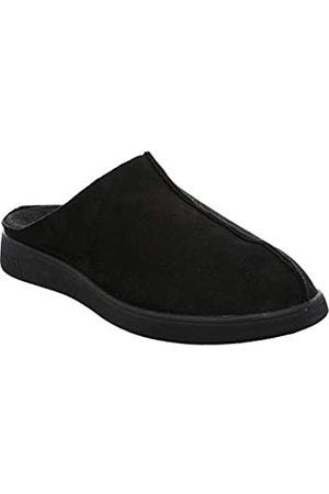 Romika Men's Gomera H 04 Open Back Slippers, (Schwarz 100 100)