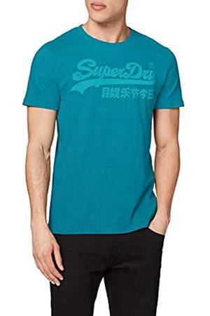 Superdry Men's Vl Emb Tee T-Shirt