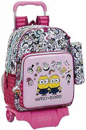3 Chica School Backpack
