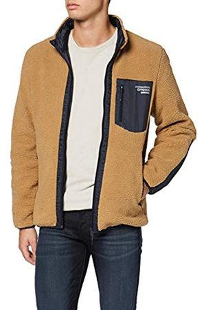 Jack & Jones Men's Jorwillow Stand Collar Jacket