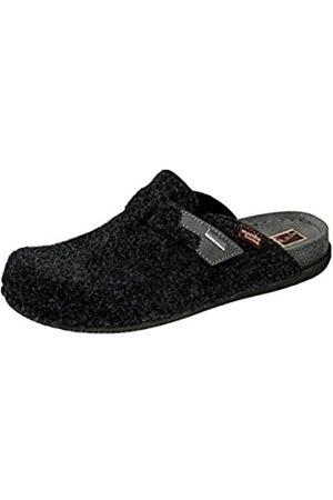 Manitu Men's 220268 Open Back Slippers, (grau 025)