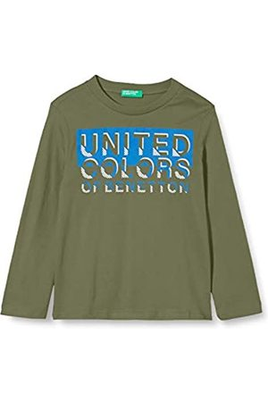 United Colors of Benetton Boy's T-Shirt M/l Long Sleeve Top