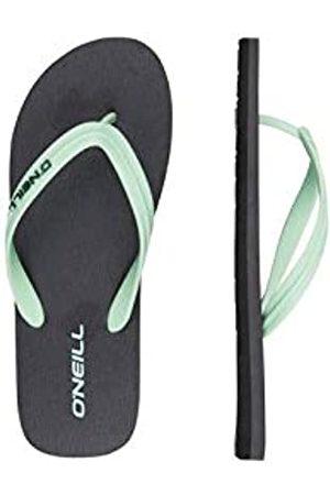 O'Neill Men's Fm Profile Small Logo Sandalen Flip Flops, (Asphalt 8026)