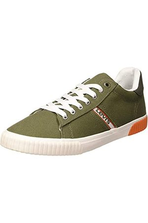Levi's Men's Skinner Trainers, (Dark Khaki 37)
