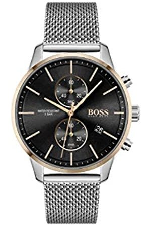 Hugo Boss Men's Analogue Quartz Watch with Stainless Steel Strap 1513805