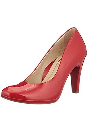 ARA Women's Luxembourg Closed Toe Heels, (Rot 24)