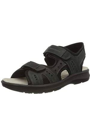 Jomos Men's Mobila II Sling Back Sandals, (Schwarz 12-000)