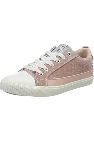 s.Oliver Girls' 5-5-43202-34 Low-Top Sneakers, (Rose 544)