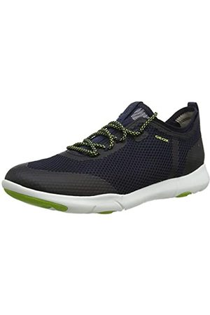Geox Men's U Nebula X A Low-Top Sneakers, (Navy C4064)