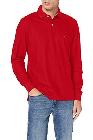 Tommy Hilfiger Men's Hilfiger Regular Ls Polo Shirt