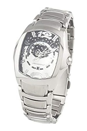 ChronoTech Womens Analogue Quartz Watch with Stainless Steel Strap CT7979L-02M