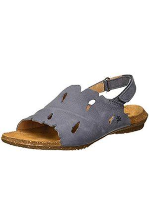 El Naturalista Women's N5068 Pleasant Wakataua Open Toe Sandals, (Vaquero Vaquero)