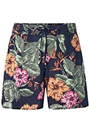O'Neill Lw Montara Drapey Shorts for Women, Womens, 0A7506, AOP w/