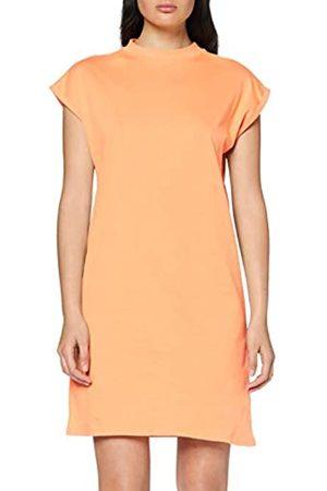 Urban classics Women's Kleid Ladies Turtle Extended Shoulder Dress
