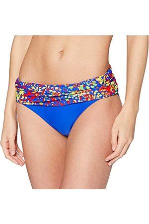 Pour Moi Women's Bohemia Fold Over Brief Bikini Bottoms
