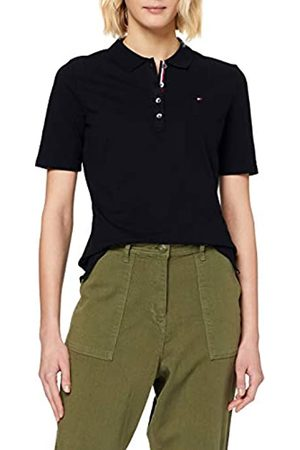 Tommy Hilfiger Women's TH ESSENTIAL REG POLO SS Shirt