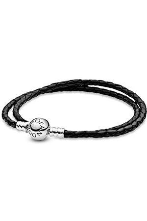 PANDORA Women Silver Wrap Bracelet - 590745CBK-D1