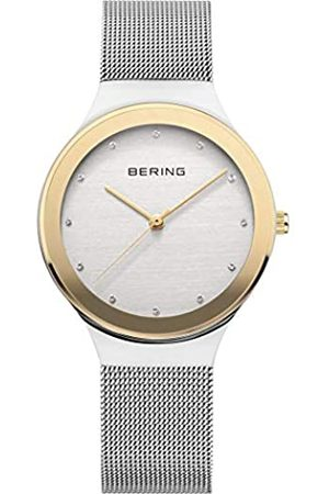 BERING Womens Analogue Quartz Watch with Stainless Steel Strap 12934-010