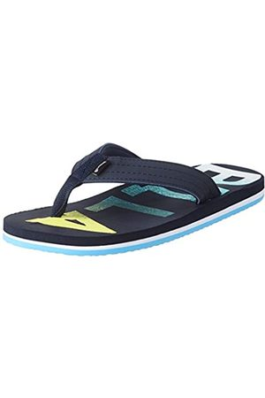 BILLABONG Men's All Day Theme Flip Flops, (Navy 21)