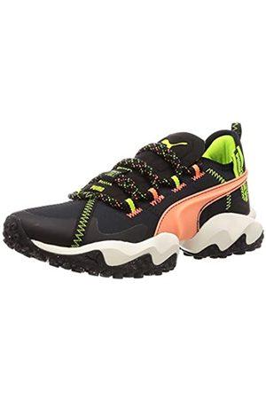 PUMA Unisex Adulto Erupt Trl Fm Zapatillas de Running, Negro /Tapioca/Fizzy 01