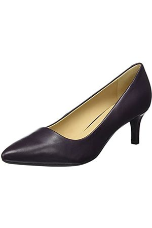 Geox Women's D Elina C Closed-Toe Pumps, (Prune)