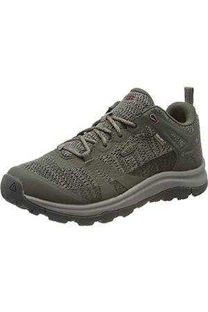 Keen Women's Terradora II WP Trekking Shoes, Dusty Olive/Nostalgia Rose
