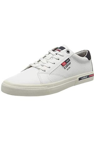 s.Oliver Men's 5-5-13630-24 Low-Top Sneakers, ( 100)