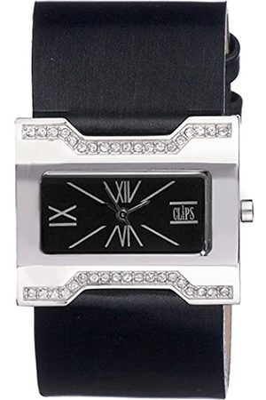Clips Women's Quartz Watch 553-1004-44 with Leather Strap