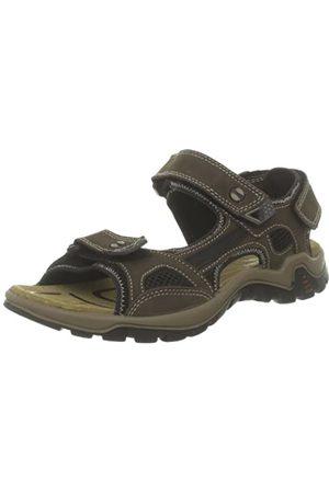 Salamander Dino, Men's Ankle Strap Sandals, (Moro 14)