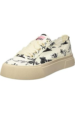 SCOTCH & SODA FOOTWEAR Women's Zadie Low-Top Sneakers