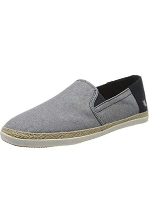Pepe Jeans London Men's Maui Slip On Twill Espadrilles, (Navy 595)