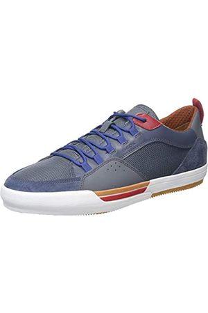 Geox Men's U KAVEN B Low-Top Sneakers, (Lt Avio C4348)
