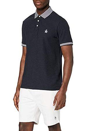 ORIGINAL PENGUIN Men's Double Collar Polo Shirt
