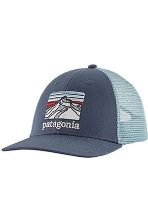 Patagonia Unisex_Adult Line Logo Ridge LoPro Trucker Hat Beret