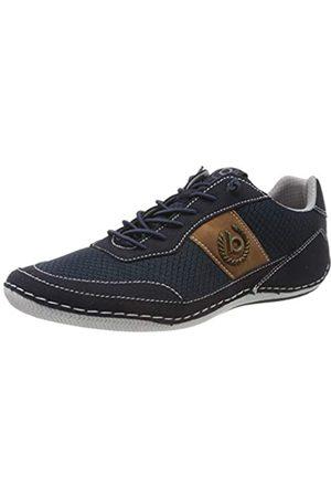 bugatti Men's 321480125400 Low-Top Sneakers, (Dark 4100)