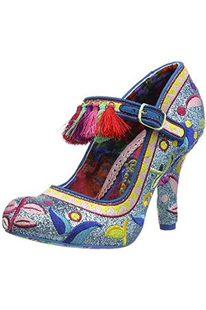 Irregular Choice Women's Ekaterina Closed Toe Heels, ( B)