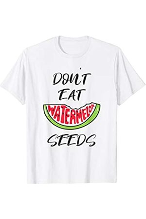 Don't Eat Watermelon Seeds Tees Don't Eat Watermelon Seeds Funny Pregnancy T-Shirt