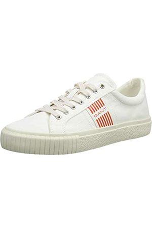 GANT Men's Faircourt Low-Top Sneakers, (Off G20)