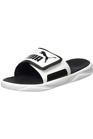 PUMA Unisex Adulto Royalcat Comfort Zapatos de Playa y Piscina, Blanco 02